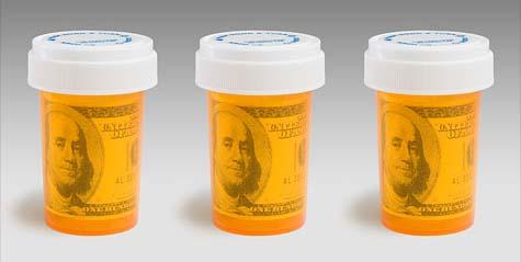 counterfeit pills