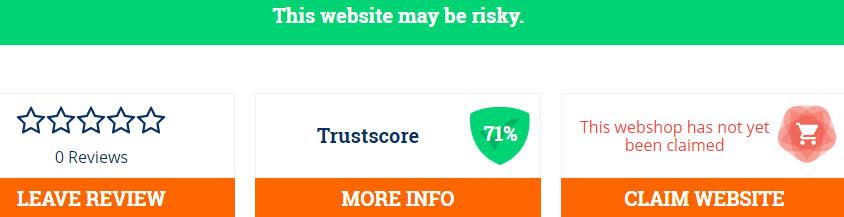 risky site